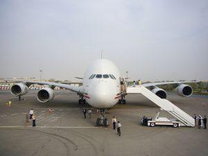 Etihad Airways A380-800
