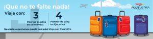 PlusUltra oferta maletas