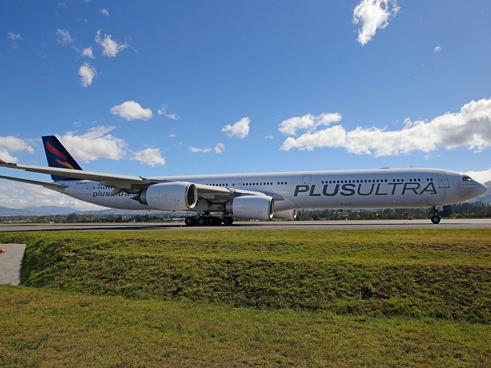 Avion Plus Ultra A340-600