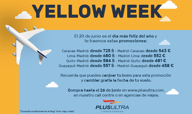 Yellow Week Plus Ultra