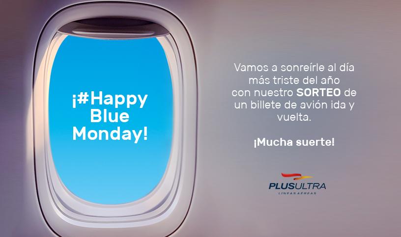 Sorteo Blue Monday