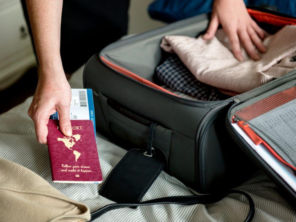 cómo hacer la maleta correctamente