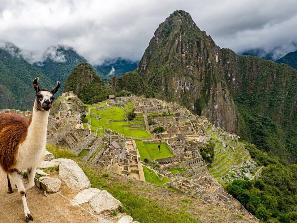 Qué tiempo hace en Perú